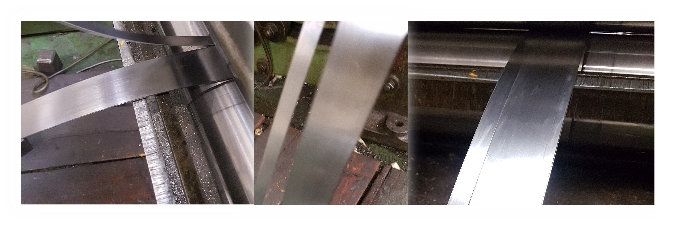 Coil Slitting - Steel Profiling from BSS - the Spring Steel Strip division of Fernite of Sheffield Ltd