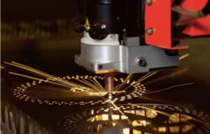 Laser Cutting - Laser Profiling - BSS, The Spring Steel Strip Division of Fernite of Sheffield Ltd